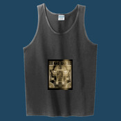 Steampunk Design tank top