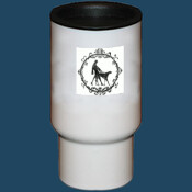Deco Mug - 15 oz Travel Polymer mug