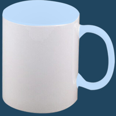 Illustrated mug - Ringer Mug 11oz